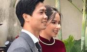 Thực đơn tiệc cưới của Công Phượng và Viên Minh có gì?
