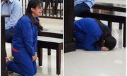 Đề nghị tử hình cha dượng, tù chung thân mẹ ruột bạo hành bé gái 3 tuổi tử vong: Nữ bị cáo quỳ gối xin lỗi