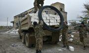 Azerbaijan đưa quân vào khu vực Nagorno-Karabakh sau thỏa thuận ngừng bắn