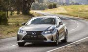 Lexus RC 2021 ra mắt với nhiều nâng cấp mới lạ, giá bán từ 1,1 tỷ đồng