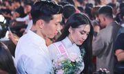 Đoàn Văn Hậu gây chú ý vì hành động với tình tin đồn Doãn Hải My sau chung kết Hoa hậu Việt Nam