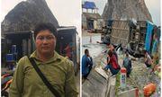 Vụ lật xe khách 12 người thương vong ở Hòa Bình: Nhân chứng bàng hoàng kể lại giây phút gặp nạn