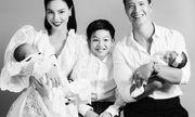 Hồ Ngọc Hà tung ảnh gia đình 5 người, gửi lời cảm ơn nhân ngày sinh nhật