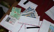 Trà Vinh: Bắt giữ cặp vợ chồng mua máy scan về in tiền giả, tự tiêu thụ