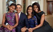 Ông Obama nói về việc các con gái biểu tình phản đối phân biệt sắc tộc: