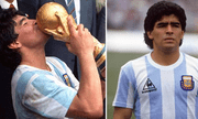 Pele, Messi và các ngôi sao bóng đá tưởng nhớ đến huyền thoại Diego Maradona
