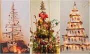 Giáng sinh 2020 cận kề, cùng cả nhà tự làm cây thông từ những nguyên liệu có