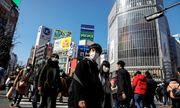 Nhật Bản: Số ca nhiễm COVID-19 không ngừng tăng mạnh, 40% số giường điều trị tích cực đã được dùng