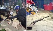 Quảng Nam: 2 vụ nổ súng trong đêm khiến 4 người thương vong