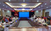 Bộ Y tế làm việc với ban chỉ đạo phòng chống dịch COVID-19 tại Sơn La
