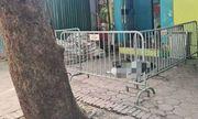 Hà Nội: Người đàn ông tử vong cạnh cây ATM trên đường Phan Đình Phùng
