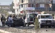 Đánh bom xe ở Afghanistan, ít nhất 30 nhân viên an ninh thiệt mạng