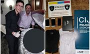 Cảnh sát thu được những gì tại nhà 3 kẻ chụp ảnh bên thi thể của Maradona?