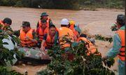 Vụ 2 nữ du khách bị lũ cuốn: Huy động hơn 100 người tìm kiếm
