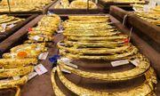 Giá vàng hôm nay 1/12: Giá vàng SJC tiếp tục giảm mạnh