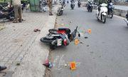 Vụ vợ gãy tay, chồng chấn thương đầu vì bị cướp: Trích xuất camera truy vết hung thủ