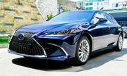 Bảng giá xe ô tô Lexus tháng 12/2020: Lexus ES 2021