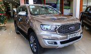 Khám phá Ford Everest Titanium 2021 vừa cập bến Việt Nam, giá từ 999 triệu đồng