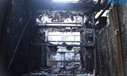 Hà Nội: Hiện trường vụ cháy hệ thống điều hòa, hàng trăm cư dân hoảng loạn bỏ chạy