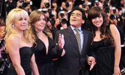 Các con gái Maradona kiện ra tòa để tranh quyền thừa kế tài sản