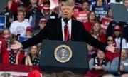 Tổng thống Trump lên kế hoạch rời Nhà Trắng đầy