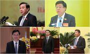 Chân dung 5 tân Phó Chủ tịch UBND thành phố Hà Nội vừa được bầu