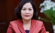Thống đốc Ngân hàng Nhà nước Nguyễn Thị Hồng kiêm nhiệm Chủ tịch HĐQT Ngân hàng Chính sách xã hội