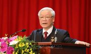 Tổng Bí thư, Chủ tịch nước Nguyễn Phú Trọng: Tạo động lực mới, đẩy mạnh công cuộc xây dựng và bảo vệ đất nước