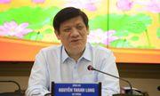 Bộ trưởng Y tế: Cách ly người dân đến từ TP. HCM là không cần thiết