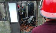 Khởi tố gã chồng đổ xăng đốt nhà khiến vợ bỏng nặng ở Quảng Ninh