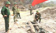 Thanh Hóa: Phát hiện quả bom nặng 250kg khi tôn tạo đình làng