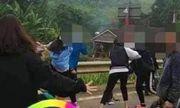 Vụ 2 nhóm nữ sinh lớp 10 đánh nhau bằng mũ bảo hiểm: Công an vào cuộc điều tra