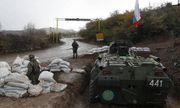 Nga bác tin lực lượng gìn giữ hoà bình bị bao vây ở Karabakh