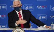 Phó Tổng thống Mike Pence chuẩn bị tiêm vaccine COVID-19 của Pfizer
