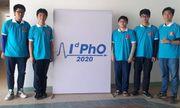 Năm học sinh Việt Nam tham dự Olympic Vật lý quốc tế đều giành huy chương