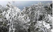 Đón không khí lạnh tăng cường, Mẫu Sơn xuống 1 độ C