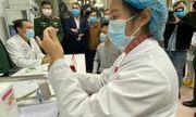 Sức khỏe 3 người đầu tiên tiêm vắc xin COVID-19
