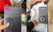 Điều tra vụ gửi vận chuyển iPhone 12 Pro Max, nhận ốc vít và gạch đá
