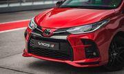 Toyota Vios 2021 bản thể thao bất ngờ lộ diện, giá từ 558,8 triệu đồng