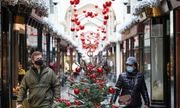 Anh phong tỏa Thủ đô London trong dịp Giáng sinh vì biến thể mới của virus SARS-CoV-2