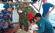 Bí ẩn 20 kg ma tuý trôi dạt gần quần đảo Thổ Chu