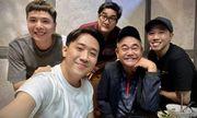Tin tức giải trí mới nhất ngày 21/12: NSND Việt Anh vui vẻ bên Trấn Thành sau lùm xùm với Cát Phượng