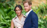 Lo ngại vợ chồng Hoàng tử Harry