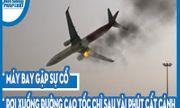 Video: Máy bay gặp sự cố, rơi xuống đường cao tốc chỉ sau vài phút cất cánh
