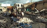 Lâm Đồng: 4 căn nhà bị thiêu rụi cùng một lúc, 2 căn khác ảnh hưởng