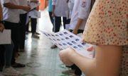 Vụ 3.000 học sinh phải dừng thi vì nghi lộ đề: Đã báo cáo sở GD&ĐT Hà Nội