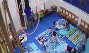 Vụ cô giáo để bé 3 tuổi giữa trời rét: Đình chỉ hoạt động nhóm trẻ Happy Kids
