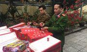 Hà Nội: Bắt giữ hơn 10 tấn bánh kẹo không rõ nguồn gốc xuất xứ