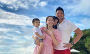 """Khoe ảnh du lịch cùng gia đình, """"mỹ nhân đẹp nhất Philippines"""" Marian Rivera """"đốn tim"""" dân mạng nhờ chi tiết đặc biệt"""