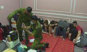 Đắk Lắk: Tóm gọn nhóm đối tượng mua ma túy về thác loạn trong ngày sinh nhật